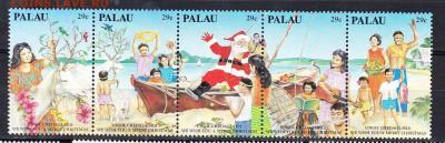 Палау 1993 сцепка - 226
