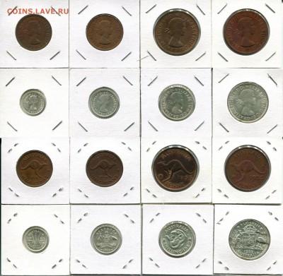Австралия 1955-1964 подборка до 02.12.17 22-00 мск - Aus 1955-1964