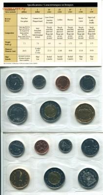 Канада СЕМЬ наборов 1976-1991 + Бонус до 02.12.17 22-00 мск - Canada set 2009