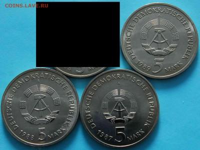[ФИКС] Юбилейка ГДР 5 и 10 марок 1972-1987 - 354