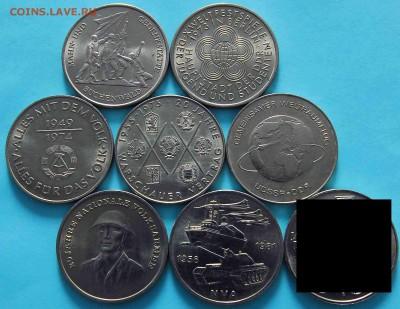 [ФИКС] Юбилейка ГДР 5 и 10 марок 1972-1987 - 363