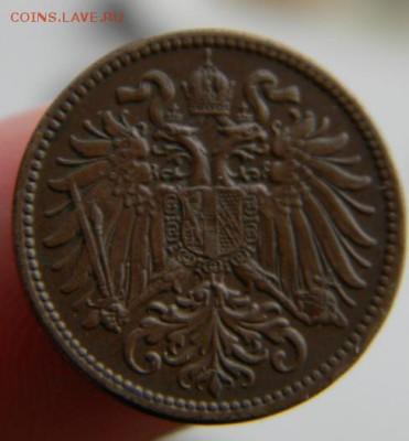 2 геллера австрия 1911 - DSCN2241.JPG