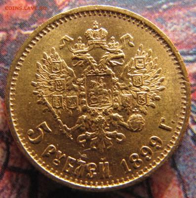 Коллекционные монеты форумчан (золото) - IMG_7112.JPG