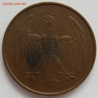 Германия, иностранщина (наборы, на вес, евро), царизм, СССР. - 4 пфеннига 1932 A 1-2