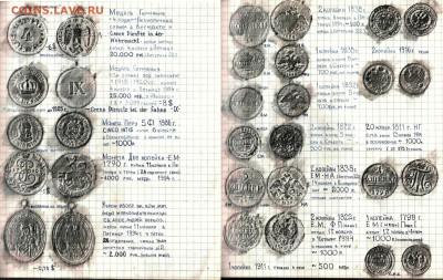 Дневник коллекционера середины 90-х гг. - 10