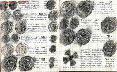 Дневник коллекционера середины 90-х гг. - 33
