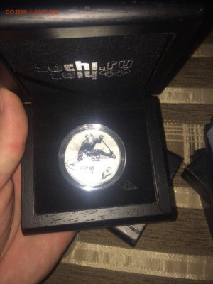 Продам серебро, олимпиада сочи 2014 - 6