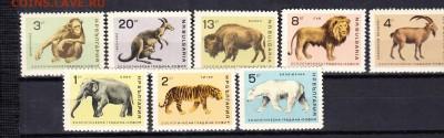 Болгария 1966 зоопарк - 44б