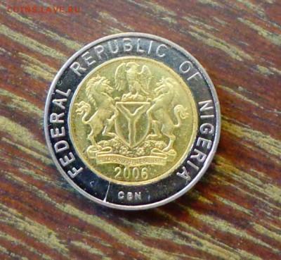 НИГЕРИЯ - 1 наира ГЕРБЕРТ МАКОЛИ БИМ до 17.12, 22.00 - Нигерия 1 наира БИМ