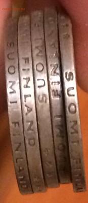 1 марка Финляндия 5шт 1964-67г.,до15.12.17г. 22:15 мск - BD65CE80-ED12-41BA-A703-1CE64E908DF1