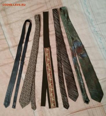 Стильные галстуки по фиксу, до ухода в архив - 1508318072385_5218761