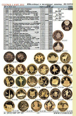 Каталог-справочник. Монеты РСФСР, СССР и России 1921-2018 - 39223f307130