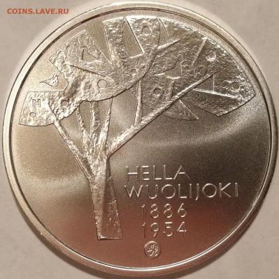 10 евро 2011 Финляндия (Хелла Вуолийоки и равенство) - IMG_20171219_231313