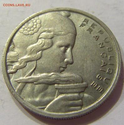 100 франков 1955 Франция №1 04.01.2018 22:00 МСК - CIMG5121.JPG