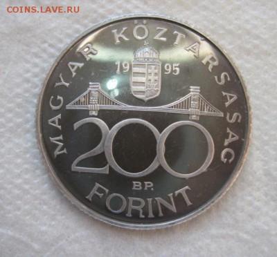 200 форинтов Венгрия 1995  до 06.01.18 - IMG_5604.JPG