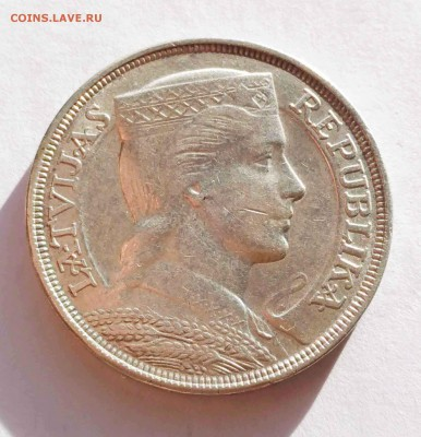 5 лат 1932 Латвия до 10.01.18 - 5лат 32а