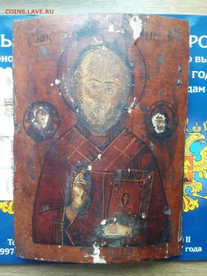 Икона Св. Николай. Опознание. - 20180113_14525255