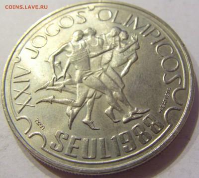 250 эскудо 1988 олимпиада Португалия №1 19.01.2018 22:00 МСК - CIMG9290.JPG