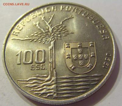 100 эскудо 1990 Бранко Португалия №1 19.01.2018 22:00 - CIMG9372.JPG