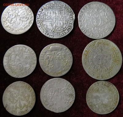 Польша. Лот из 32 монет 1596-1790 г до 28.01 в 22-00 Мск. - IMG_0389.JPG