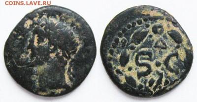 Рим, уточнение атрибуции монеты - Bust_left.JPG
