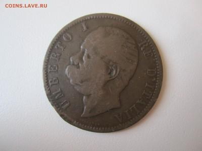 Италия, 10 чентезимо 1894 с 50 руб. до 28.01.18 20.00МСК - IMG_0560.JPG