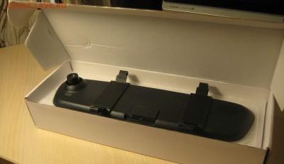 HD видеорегистратор  зеркало - IMG_0015.JPG
