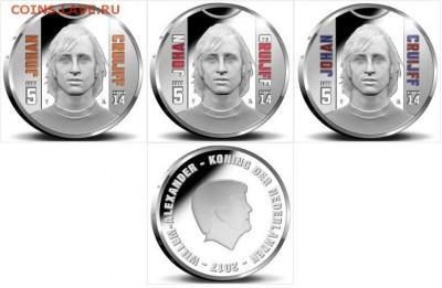 ФУТБОЛ на монетах МИРА - 212121