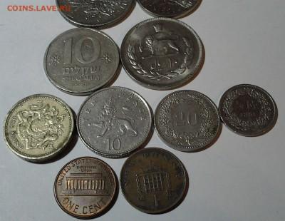 11 разных монет с 200 до 22.00 06.02 - 20180201_204418