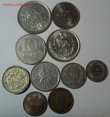 11 разных монет с 200 до 22.00 06.02 - 20180201_204409