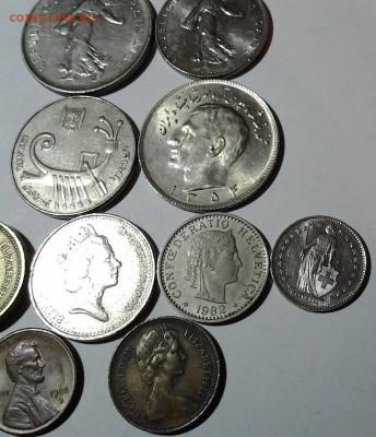 11 разных монет с 200 до 22.00 06.02 - 20180201_204218