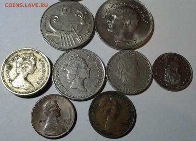 11 разных монет с 200 до 22.00 06.02 - 20180201_204210
