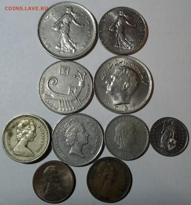 11 разных монет с 200 до 22.00 06.02 - 20180201_204202