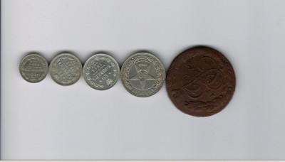 помогите оценить русские монеты разных эпох! - монеты.JPG