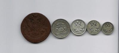 помогите оценить русские монеты разных эпох! - монеты1.JPG