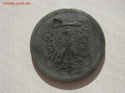 Германия Франкфурт-на-Майне нотгел 10 пфеннигов 1917 до 17.2 - IMG_3340