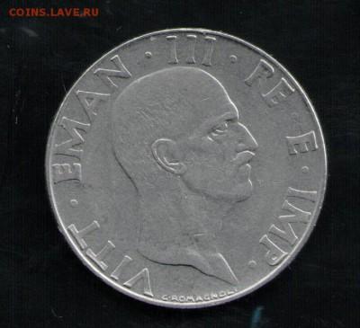 ИТАЛИЯ 50 ЧЕНТЕЗИМО 1940 - 6 001