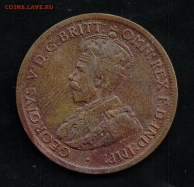 2 ПЕННИ 1921 - 12 001