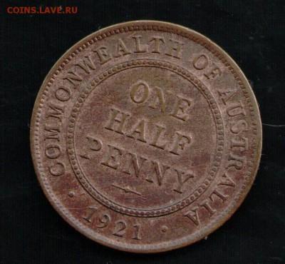 2 ПЕННИ 1921 - 11 001