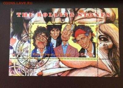 The Rolling Stones марки 14.02.2018 22:00 - Rls