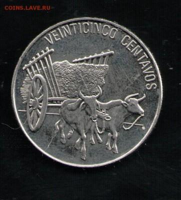ДОМИНИКАНА 25 СЕНТАВО 1991 - 7 001