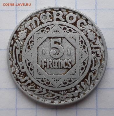 монеты Марокко - 20180216_112953