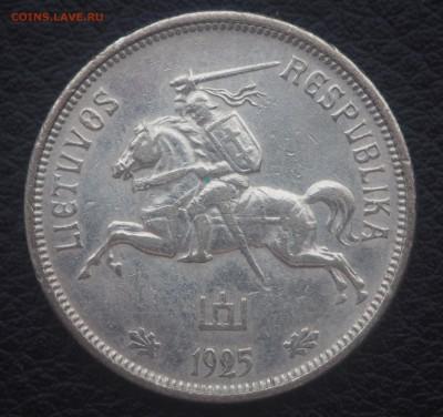 Литва 5 литов 1925 до 19.02.2018 в 22.00 - P2161647.JPG