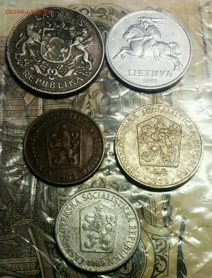 Разные иностранные монеты на оценку - IMG_20180216_185448_744.JPG