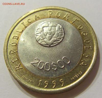 200 эскудо 1999 Юнисеф Португалия №1 22.02.18 22:00 - CIMG2740.JPG