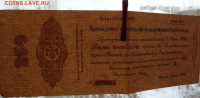 250 рублей 1919 года. Колчак. До 22.02. в 19:00 - P1110825.JPG