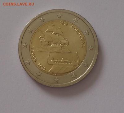 ПОРТУГАЛИЯ - 2 евро ТИМОР корабль до 2.03, 22.00 - Португалия 2 е БИМ корабль Тимор_2
