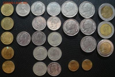 Монеты Тайланда - 1.JPG