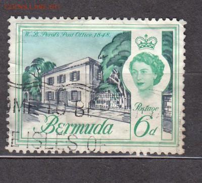 Бермуды 1959 1м - 908