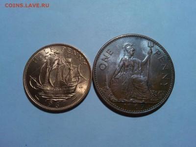 Пенни и пол пенни Великобритании 1967г., до 09.03.18г. - IMG_20180305_213252_thumb